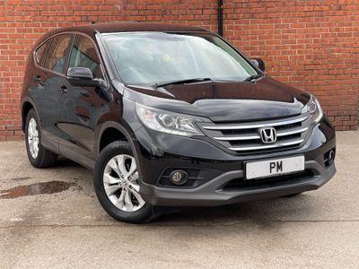 Honda CR-V SUV 1.6 i-DTEC SE-T 5dr (SD Navi)