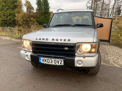 Land Rover Discovery SUV 2.5 TD5 Landmark 5dr (7 Seats)