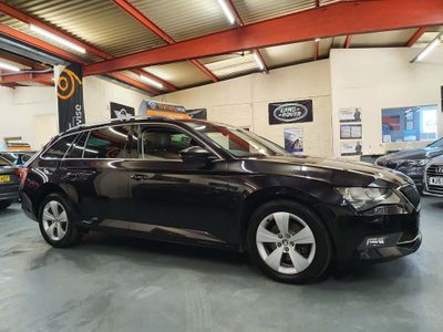 SKODA Superb Estate 1.6 TDI SE Technology DSG (s/s) 5dr