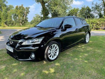 Lexus CT 200h Hatchback 1.8 Premier CVT 5dr