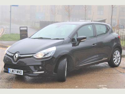 Renault Clio Hatchback 1.5 dCi Dynamique Nav EDC (s/s) 5dr
