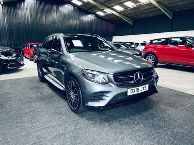 Mercedes-Benz GLC Class SUV 2.0 GLC250 AMG Night Edition (Premium Plus) G-Tronic+ 4MATIC (s/s) 5dr