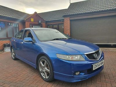 Honda Accord Saloon 2.4 i-VTEC Type S 4dr