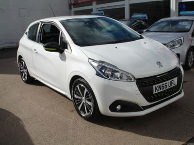 Peugeot 208 Hatchback 1.2 PureTech Active Design Lime 3dr