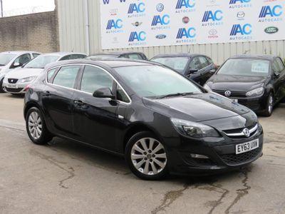 Vauxhall Astra Hatchback 1.7 CDTi ecoFLEX Tech Line (s/s) 5dr