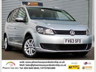 Volkswagen Touran MPV 1.6 TDI BlueMotion SE DSG 5dr (7 Seats)