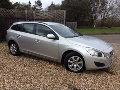 Volvo V60 Estate 2.0 D3 Business Edition 5dr