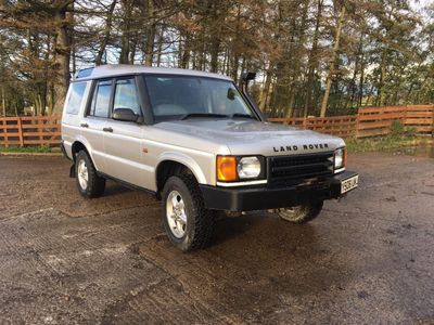 Land Rover Discovery SUV 2.5 TD5 E 5dr (5 Seats)