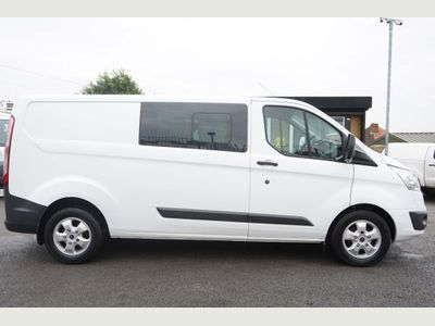 Ford Transit Custom Other 2.0 TDCi 290 Trend Double Cab-in-Van L2 H1 6dr (EU6)