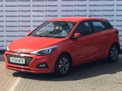 Hyundai i20 Hatchback 1.0 T-GDi SE (s/s) 5dr
