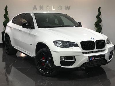 BMW X6 SUV 3.0 40d xDrive 5dr
