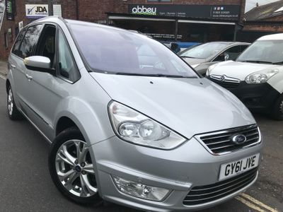 Ford Galaxy MPV 2.0 TDCi Titanium Powershift 5dr