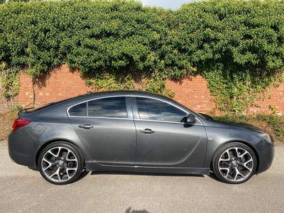 Vauxhall Insignia Hatchback 2.8T V6 VXR 4WD 5dr
