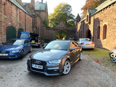Audi A3 Saloon 2.0 TDI S line (s/s) 4dr