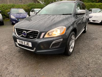 Volvo XC60 SUV 2.0 D3 R-Design Geartronic (s/s) 5dr