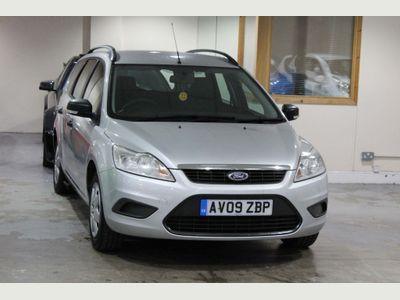 Ford Focus Estate 1.6 TDCi DPF Studio 5dr