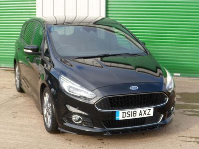 Ford S-Max MPV 2.0 TDCi ST-Line (s/s) 5dr