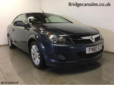 VAUXHALL ASTRA Convertible 1.8 i Sport Twin Top 2dr