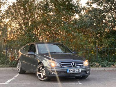 Mercedes-Benz CLC Class Coupe 2.5 CLC230 Sport 7G-Tronic 2dr
