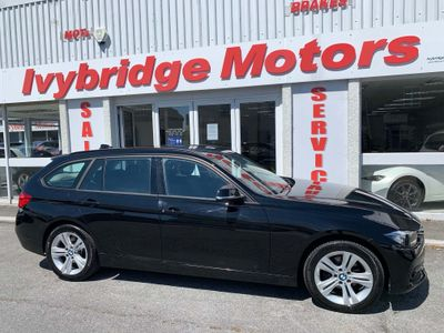 BMW 3 Series Estate 2.0 320i Sport Touring xDrive (s/s) 5dr