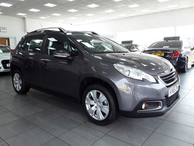 Peugeot 2008 SUV 1.6 BlueHDi Active (s/s) 5dr