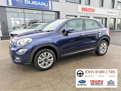 Fiat 500X SUV 1.3 MultiJet Pop Star (s/s) 5dr
