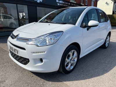 Citroen C3 Hatchback 1.6 BlueHDi Edition 5dr