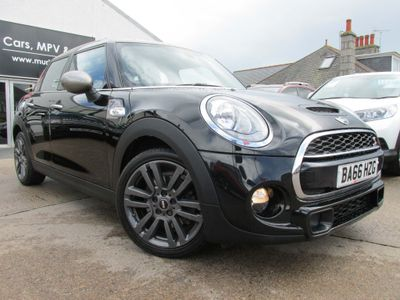 MINI Hatch Hatchback 2.0 Cooper SD Seven Auto 6Spd (s/s) 5dr