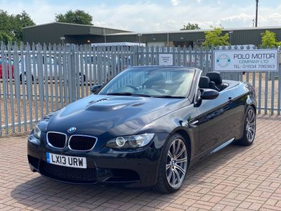 BMW M3 Convertible 4.0 V8 DCT 2dr