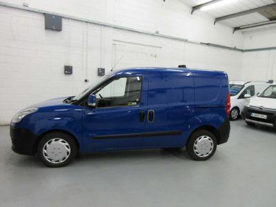 Fiat Doblo Panel Van 1.3 JTD SX L1 90BHP