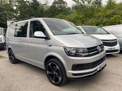 Volkswagen Transporter Combi Van 2.0 TDI T30 BlueMotion Tech Trendline Crew Van FWD (s/s) 5dr (Air)