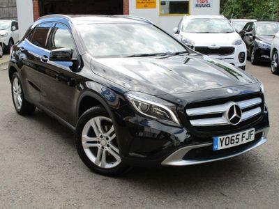 Mercedes-Benz GLA Class SUV 2.1 GLA220 CDI Sport (Premium) 4MATIC 5dr