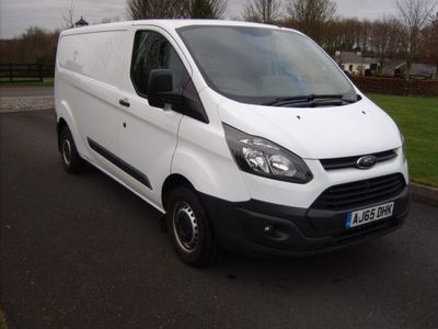 Ford Transit Custom Panel Van 2.2 TDCi 290 ECOnetic L2 H1 5dr