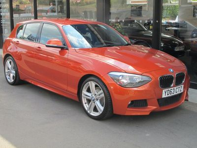 BMW 1 Series Hatchback 2.0 120d M Sport Sports Hatch (s/s) 5dr