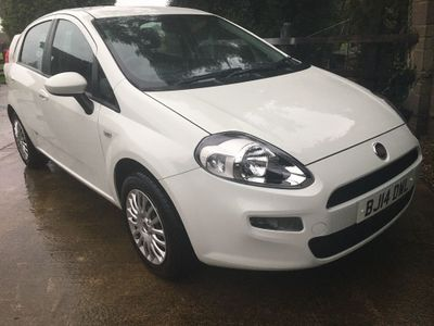 Fiat Punto Hatchback 1.2 8V Pop 5dr