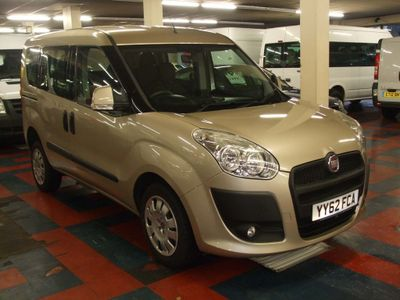 Fiat Doblo Estate 1.4 16v MyLife 5dr (7 Seats)