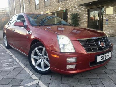 Cadillac STS Saloon 4.6 V8 VVT Sport Luxury 4dr