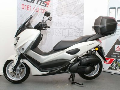 Yamaha NMAX Scooter 125 Scooter