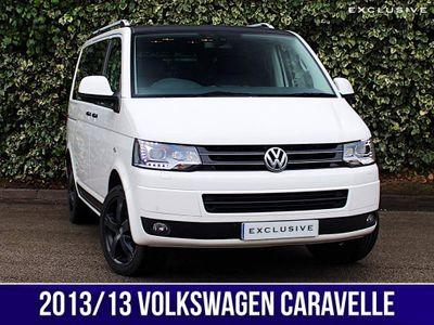Volkswagen Caravelle MPV 2.0 BiTDI Edition 25 Bus DSG 4dr (SWB, 7 Seats)