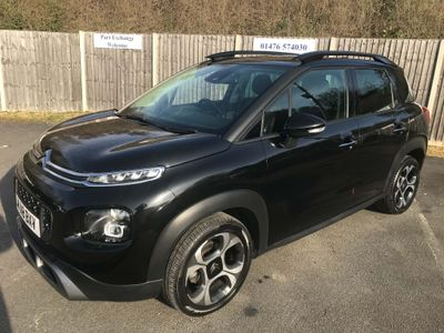 Citroen C3 Aircross SUV 1.6 BlueHDi Flair (s/s) 5dr