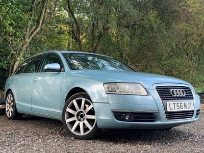 Audi A6 Avant Estate 2.7 TDI SE CVT 5dr