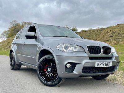 BMW X5 SUV 30d M Sport Auto xDrive 7 Seater