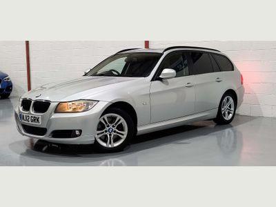 BMW 3 Series Estate 2.0 318d ES Touring 5dr