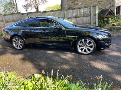 Jaguar XJ Saloon 3.0d V6 Portfolio Auto (s/s) 4dr