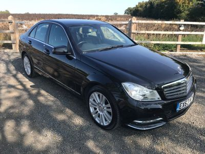 Mercedes-Benz C Class Saloon 2.1 C220 CDI BlueEFFICIENCY SE (Executive) 4dr (Map Pilot)