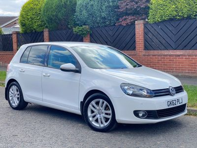 Volkswagen Golf Hatchback 2.0 TDI BlueMotion Tech GT 5dr