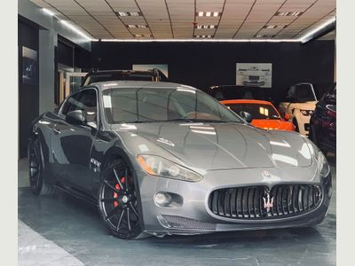 MASERATI GRANTURISMO Coupe 4.7 V8 S MC Shift 2dr