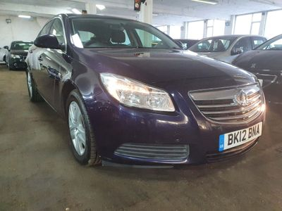 Vauxhall Insignia Hatchback 2.0 CDTi ecoFLEX Exclusiv (s/s) 5dr