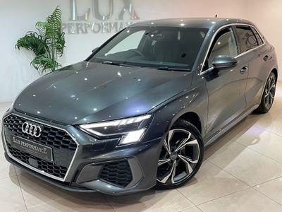 Audi A3 Hatchback 1.5 TFSI 35 S line Sportback (s/s) 5dr