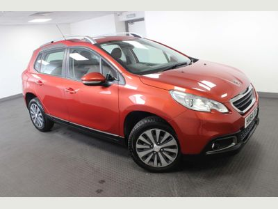 Peugeot 2008 SUV 1.6 e-HDi Active EGC (s/s) 5dr